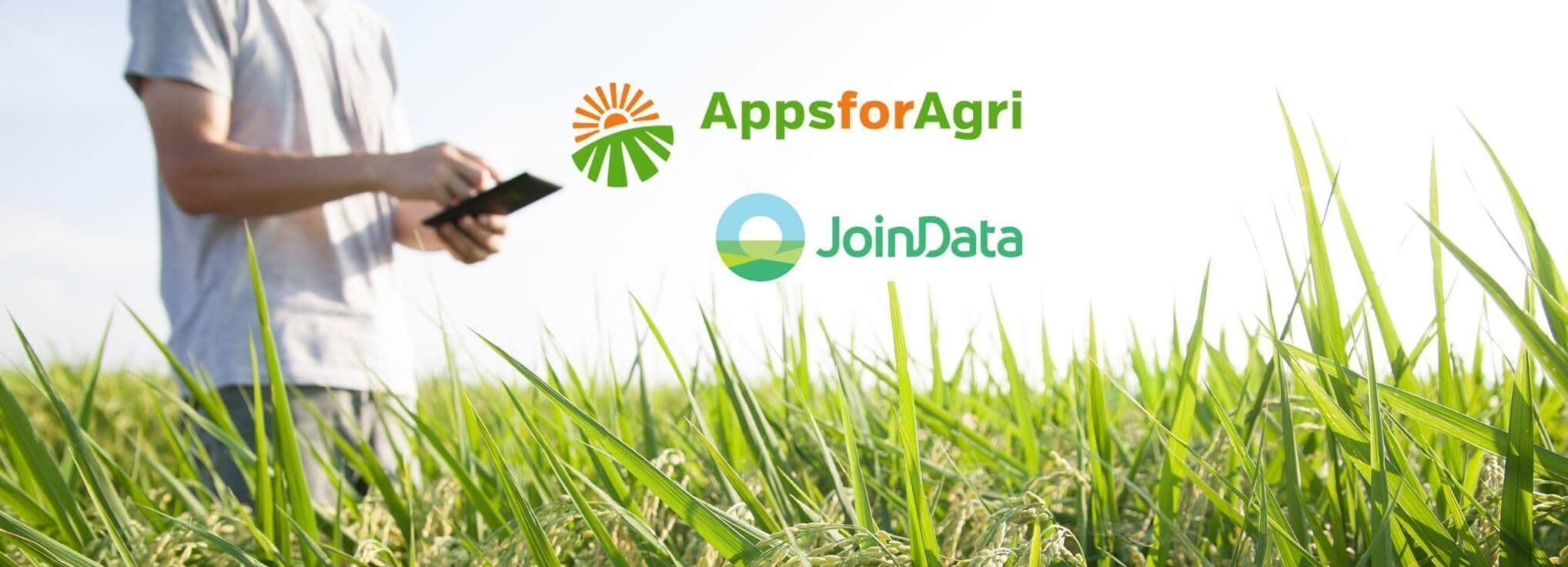 AppsforAgri en JoinData